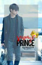 Savage Prince | jinyeon by a-racchie