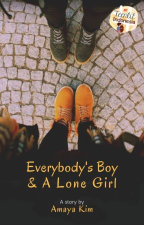 Everybody's Boy & A Lone Girl by raininmind