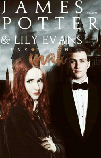 james potter and lily evans