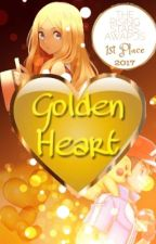 Golden Heart (An Amour Story) by MinunAmour