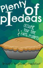 Plenty of Piedeas by maplefoot
