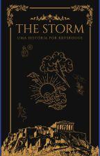 The storm • [PJO/HDO] by dark_lih