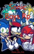 Sonic Boys Rp by Flame_the_Cat