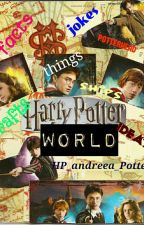 Harry Potter World by andreeamaria2705
