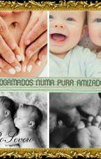 PROGAMADOS NUMA PURA AMIZADE by ROsevero