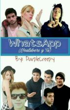 WhatsApp Youtubers y tu. by VioletteARMY