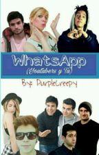 WhatsApp Youtubers y tu. by VioletteARMY
