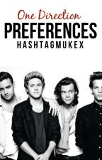 One Direction Preferences by HashtagMukex