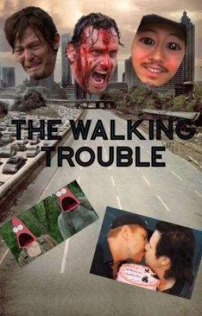 The Walking Trouble by thisisgiulia