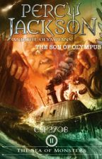 Percy Jackson, the Son of Olympus: The Sea of Monsters by CSP2708
