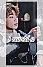 i saved u #vkook by -SUGAV