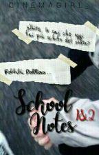 School Notes→Cameron Dallas by cinemagirl_