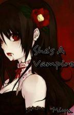 She's A Vampire by CutiePanda_Miyu