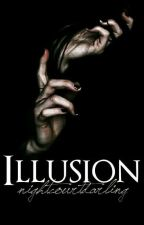 Illusion {harry styles} by nightcourtdarling