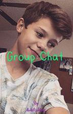 Groupchat ; c.w. by dudeitzabbie15