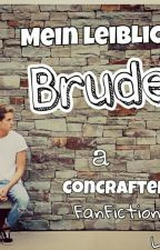 Mein leiblicher Bruder ~ ConCrafter FanFiction ( BAND 1 & 2 ) by xdobrriienx