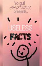 Unnötige Fakten  by ruby_irl