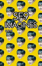 SF9 Imagines by Sijiivk