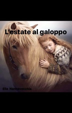 L'estate al galoppo by Elia_Nannavecchia