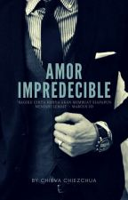Amour Impredecible  ( On Hold)  by chiezchua