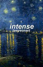 intense *ೃ tao.ris - shortfic by taeyeonart