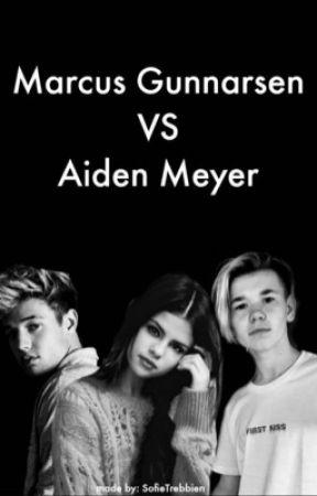 Marcus Gunnarsen vs Aiden meier? by SofieTrebbien
