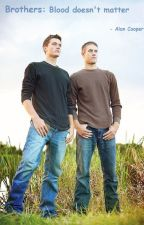 Brothers: Blood doesn't matter by Alan_Cooper