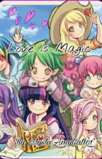 Love is Magic by MysticAmyCat101