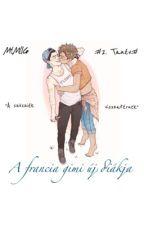 A francia gimi új diákja// meleg történet - naplóregény by MtMl16