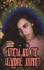 Athena y el ladrón de la piedra filosofal #1  by angiegoogle