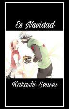 Es Navidad Kakashi-sensei by CMBDRJ