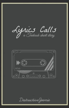 Lyrics Calls (Vkook) √ by DestructiveJoonie