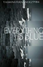 Everything Is Blue (ManxMan|Mpreg) A New Years Short Story special by YasmineFernandez9984