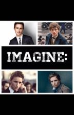Eddie Redmayne Imagines by Aidanturnerimagines