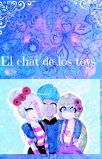el chat de los toys by Valedreams