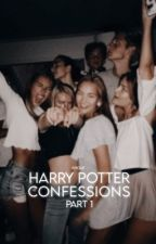 Harry Potter ↬ Confessions by -vxgue