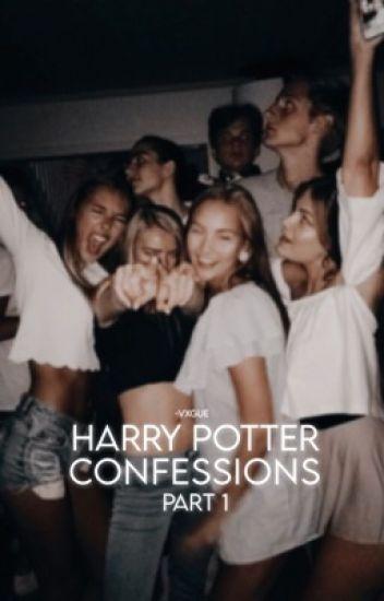 Harry Potter Confessions ↬ Parte 1