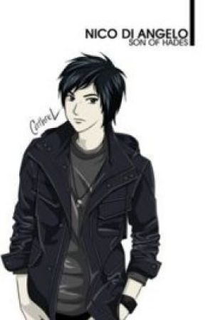 Daughter of Light, Son of Death (Nico di Angelo) by pigless9