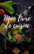 Mon livre de cuisine by Bella-300