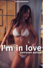 i'm in love; Cameron Dallas. #NewtonAwards2017 by intocameron