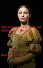 Why Does Right and Wrong Seem So Far Away? An Anne and Richard Halloween Tale by Killjoykittymcr