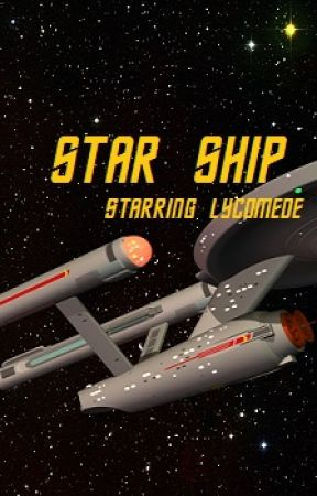 STAR SHIP by Lycomede