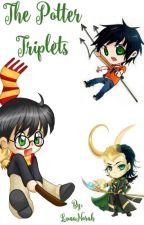 The Potter Triplets (Avengers/PJO/HP Crossover) by LunaNorah