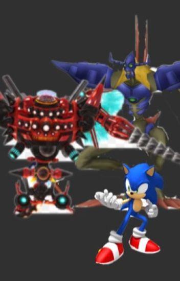 Sonic Boom Adventures Episode 15: A Dragoon's Revival