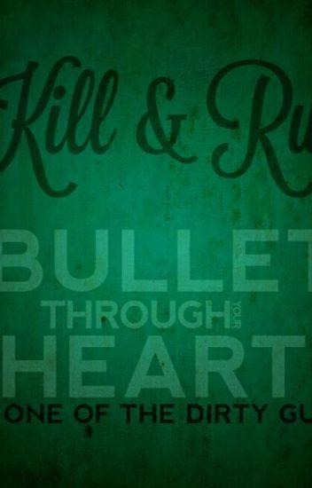 Kill'n'run (Vanoss x reader)