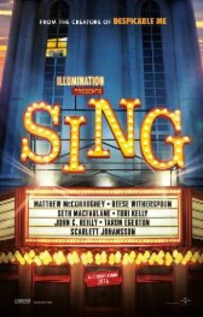 A Review Of Sing  by wormydurbeuz