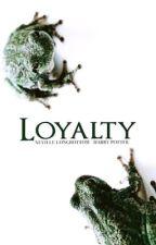 LOYALTY | N. LONGBOTTOM & H. POTTER (ON HOLD) by dawnajay