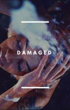 Damaged Lisa and Tupac  by rforrose