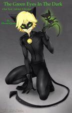The green eyes in the dark (chat noir/ Adrien Agreste x reader) by XReaderQueen