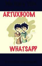 Artuxboom Whatsapp by UshioFurukawasaki
